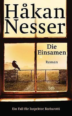 1 von 1 - Hakan Nesser - Die Einsamen - btb - Roman - gebundene Ausgabe