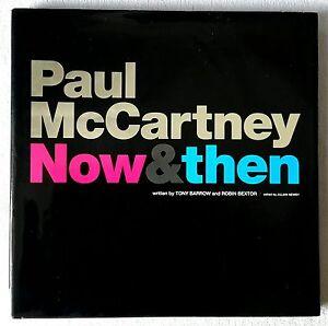 Paul-McCartney-Now-amp-then-by-Tony-Barrow-and-Robin-Bextor-Hardback