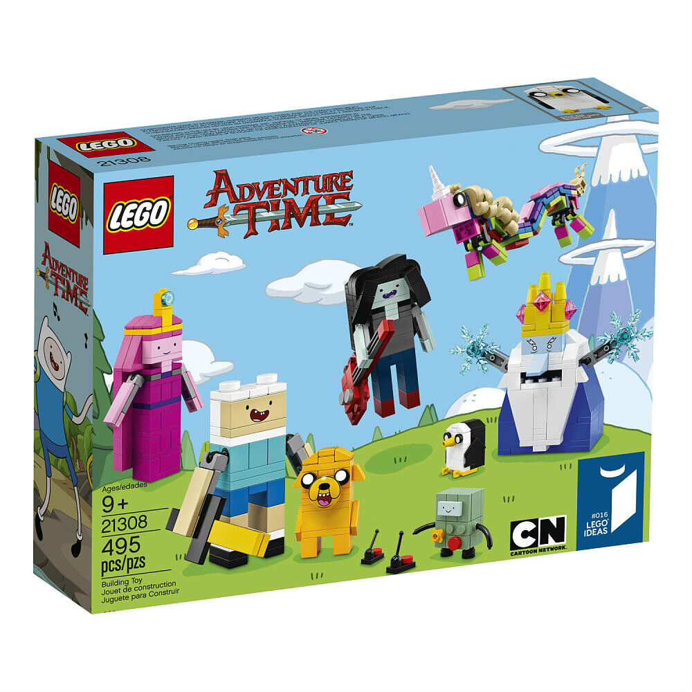 Lego Abenteuer Zeit Set 21308 Lego Ideen  016