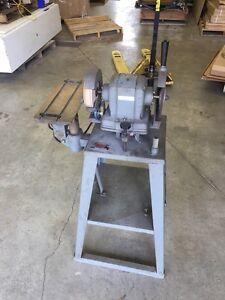 Belsaw Sharp All Model 10452 Saw Blade Sharpener Bench