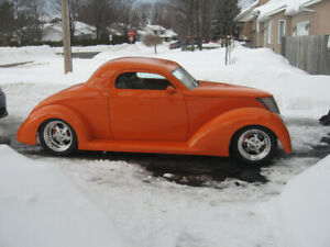 ford 1937 hot rod