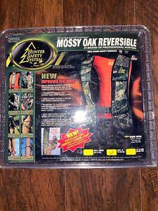 Mossy Oak Reversible Tree Stand Safety Harness Ebay