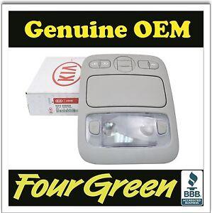 Overhead Console Lamp Hyundai Kia Sedona Entourage Sliding Doors 928104d060qw Ebay