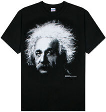 Albert Einstein Apparel T-Shirt M - Black
