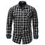 New-Fashion-Men-039-s-Slim-Fit-Shirt-Cotton-Long-Sleeve-Shirts-Casual-Shirt-Tops thumbnail 1
