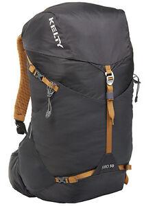 Kelty-Siro-50-M-L-Ultralight-Internal-Frame-Trail-Hiking-Backpack-Black-NEW-2017