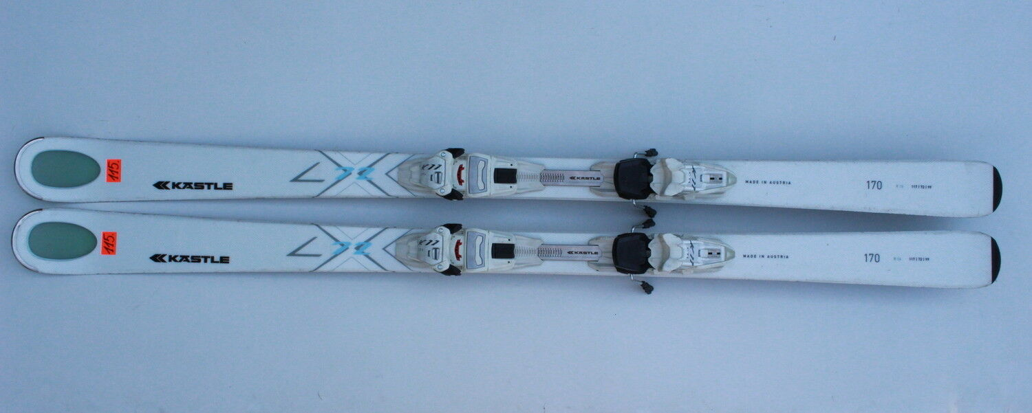 KASTLE LX 72 170 CM SKIS SKI + MARKER  K11 CTI  N115  there are more brands of high-quality goods