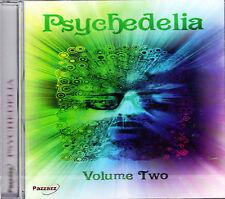V/A psychedelia volume two CD NEU OVP