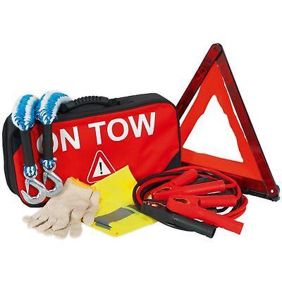 Sealey 6pz Breakdown Kit Inc Borsa Automotive Veicolo Recupero Emergenza