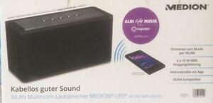 Wlan-Multiroom-Lautsprecher-Internetradio-DLNA-kompatibel-MD-43259-Medion