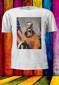 Astronaut Ice Cream Tank Top Womens Ladies Vest funny space