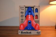 Green Toys Rocket, Blue/Red