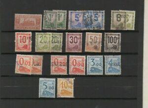 22-timbres-colis-postaux-dont-no-14-neuf