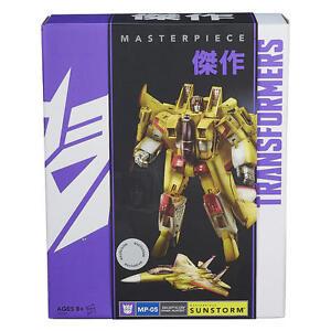 2019 DernièRe Conception Transformers Masterpiece Mp-05 Sunstorm Tru Exclusive Neuf Boîte Scellée Rare-afficher Le Titre D'origine