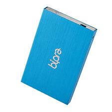 BIPRA 640GB 2.5 Portable External Hard Drive USB 2.0 - BLUE