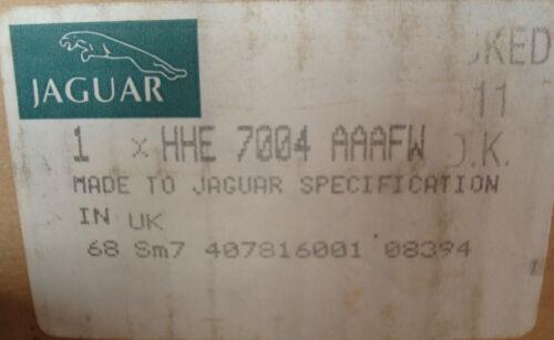 NEW JAGUAR XJS FACELIFT CONVERTIBLE FRONT RIGHT SEATBELT HHE7004AAAFW