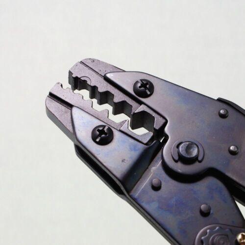"""Coaxial Cable Ratchet Crimping Crimper Plier 0.178/""""//0.255/""""//0.278/""""//0.068/""""//0.041/"""""""