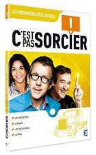 """DVD """"C est Pas Sorcier :les phenomenes geologiques"""""""