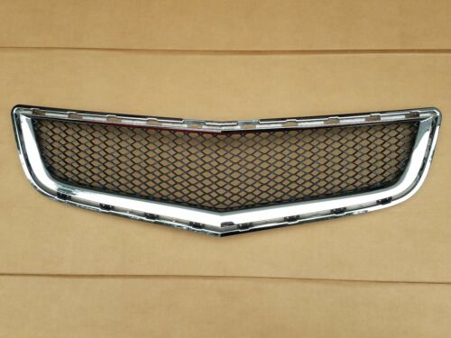 fits 2009-2012 CHEVY TRAVERSE Lower Bottom Grille Front Bumper Cover NEW