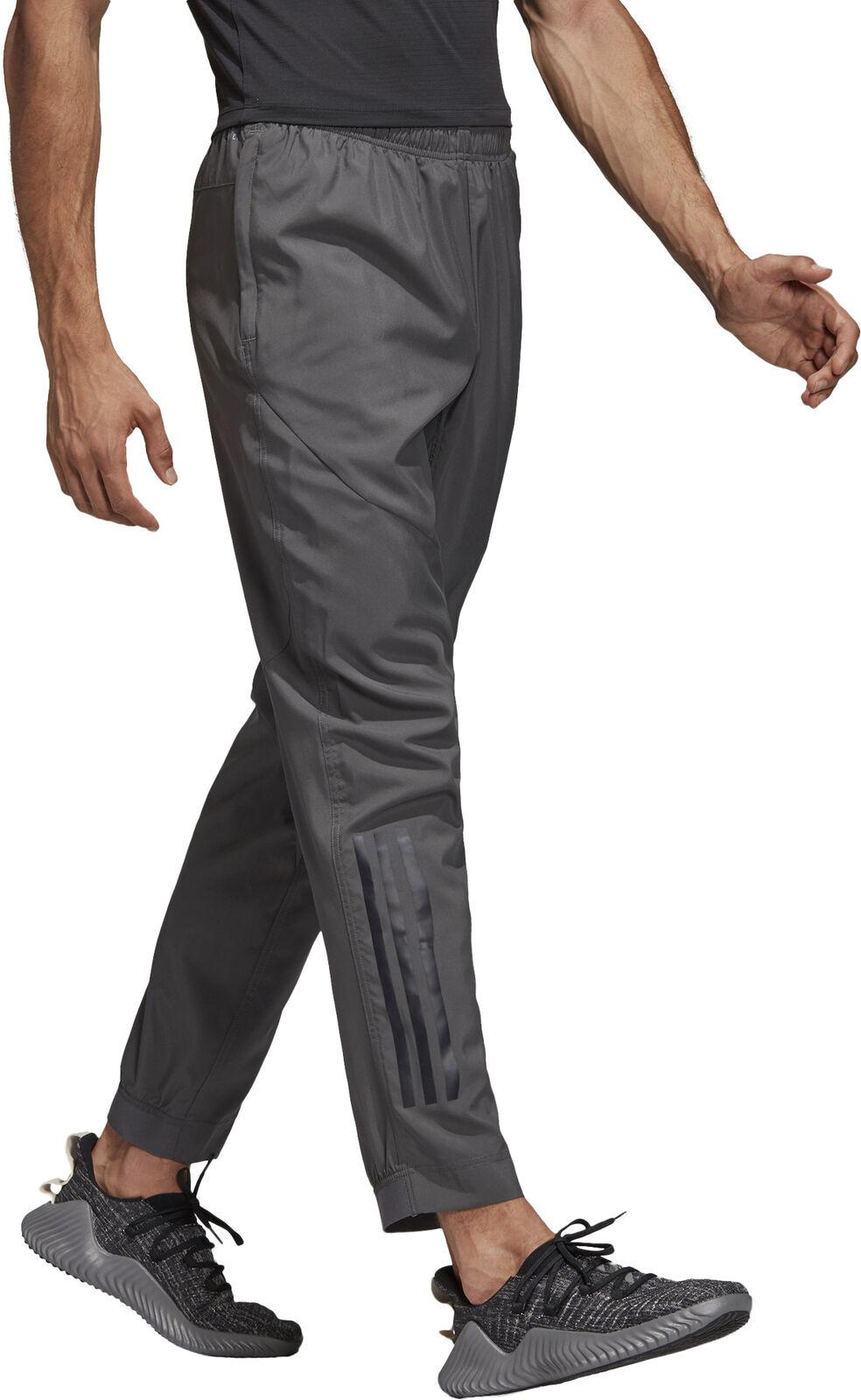 ADIDAS Climacool Da Uomo Allenamento Training PantsGrigio
