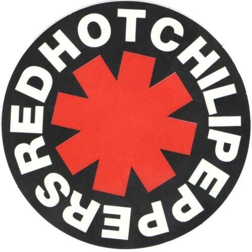 PEGATINA VINILO STICKER RED HOT CHILI PEPPERS TUNING MOTO COCHE