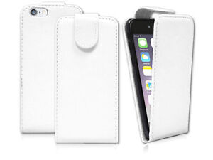 FLIP-White-WALLET-PU-LEATHER-CASE-COVER-FOR-VARIOUS-PHONES-FREE-EU-SHIPPING