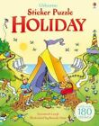 Sticker Puzzle Holiday by Susannah Leigh (Paperback, 2014)