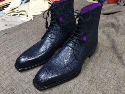 Hand Made Made To Order Boots Perfect Quality