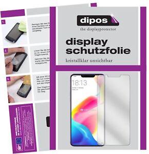 2x-Oppo-R15-Dream-Mirror-Protector-de-Pantalla-protectores-transparente-dipos