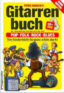 Peter-Bursch-039-s-Gitarrenbuch-Band-1-DVD-und-CD-Neuauflage-2015