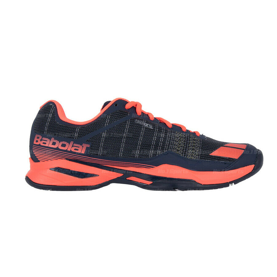 Babolat Jet Team All Court mannen's Tennis schoenen Sports Athletic zwart 30S17649
