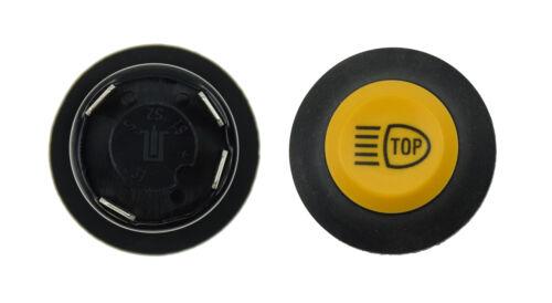 Botón de presión interruptor de interruptor faros arriba de Deutz