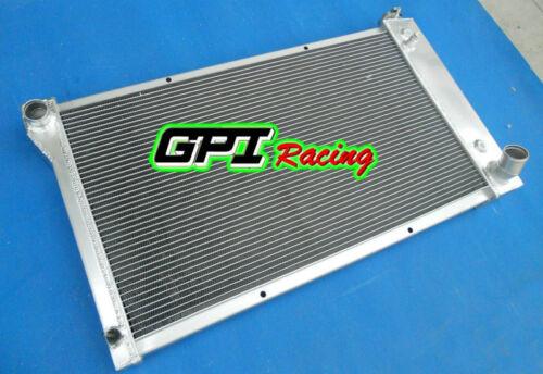 3Rows aluminum radiator for Chevy GMC C//K Series Pickup Suburban Truck 67-72
