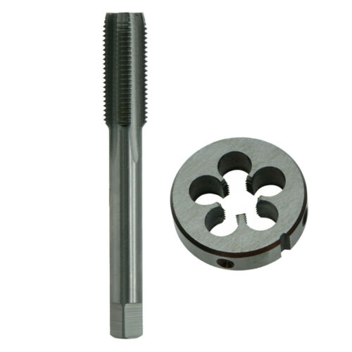 12mmx1.25 HSS Metric Right Hand Thread Tap And Die Set M12 X 1.25mm Pitch
