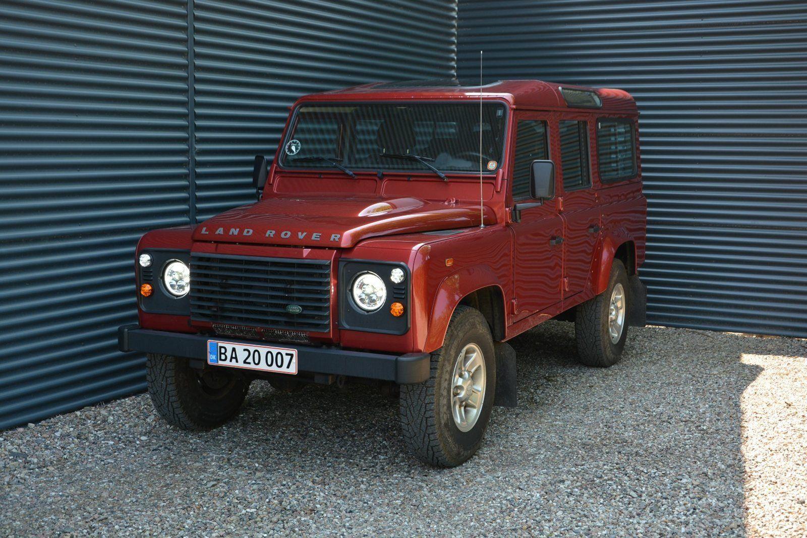 Land Rover Defender 110 2,4 TD4 5d