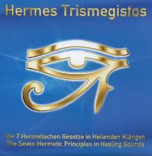 HERMES TRISMEGISTOS - Die 7 Hermetischen Gesetze in Klängen - Raimund Stix CD