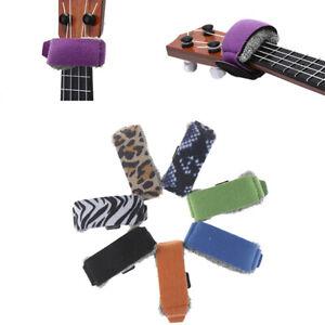 Strings-Guitar-Mute-Fretboard-Muting-Wraps-Acoustic-Classic-Guitars-Bass-YK