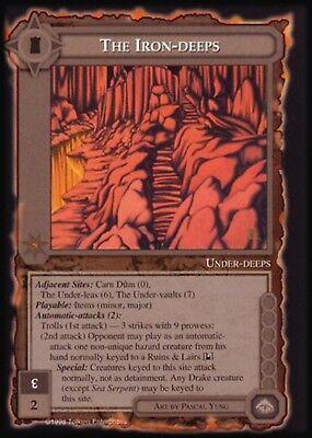 MECCG CCG Middle-earth The Iron-deeps Balrog MEBA MINT