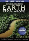 Earth From Above Preservation of Water & Forests DVD Region 1 683904528001
