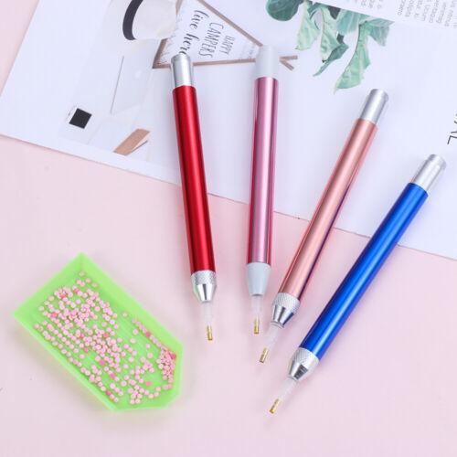 Diamond Painting Tool Point Drill Pen Lighting New Diamond Pens 5D Painting Pen