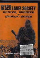 Black Label Society-Boozed Broozed &Broken Boned Music DVD
