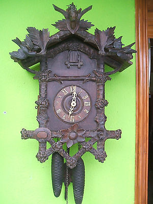 Fabuleux Cuckoo Clock collection on eBay! YE34