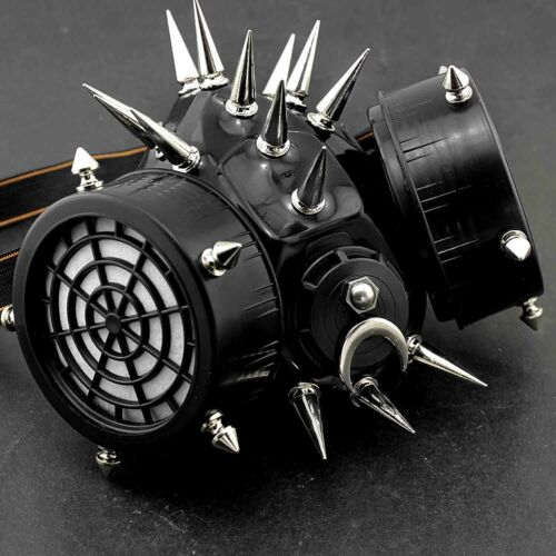 Punk Rivet Leather Craft Bullet Cone Long Back Fix Spike Studs Solid Metal Screw