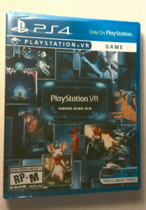 Playstation-4-VR-Demo-Disc-2-0-Sealed-PS4-New