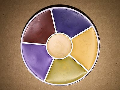 6 COLOUR BRUISE WHEEL (Stage / Film / Production)