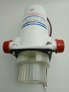 Tmc Marine Toilet Macerator Pump 12 Volt Fits Both Standard Luxury Toilets Ebay