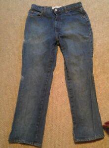 000-Women-039-s-Express-Blues-Jeans-Boot-Cut-11-12-Denim