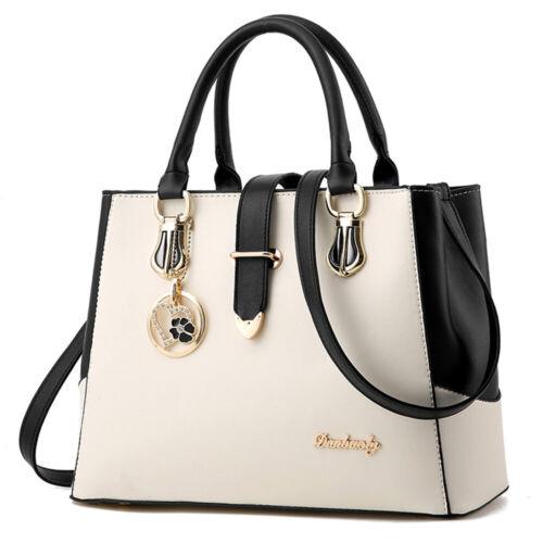 New Women PU Handbag Satchel Crossbody  Lady shoulder Messenger Tote Bag Purse