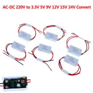 AC-DC Converter 110V 220V 230V to 5V Isolated Switching Power Supply Board TEUS