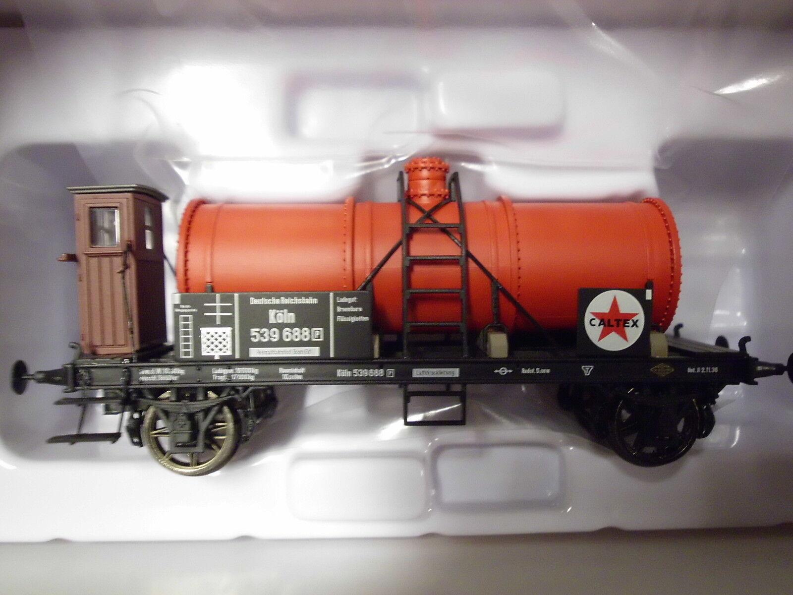 Brawa HO 47865 Kesselwagen Z  Caltex  der DRG Ep.II NEU OVP